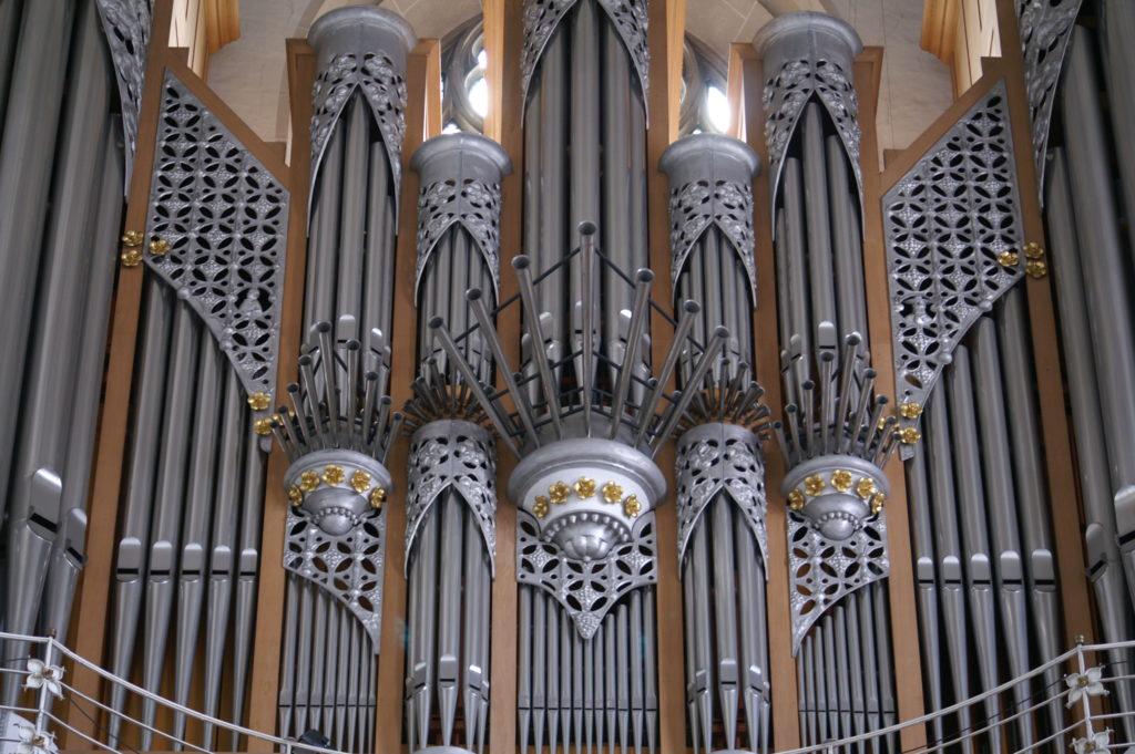 Die Orgel im Liebfrauenmünster