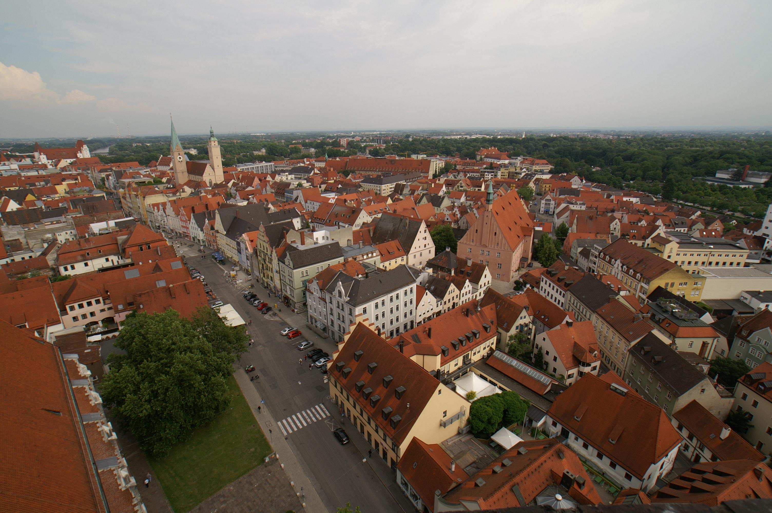 Bilder der Münsterpfarrei Ingolstadt