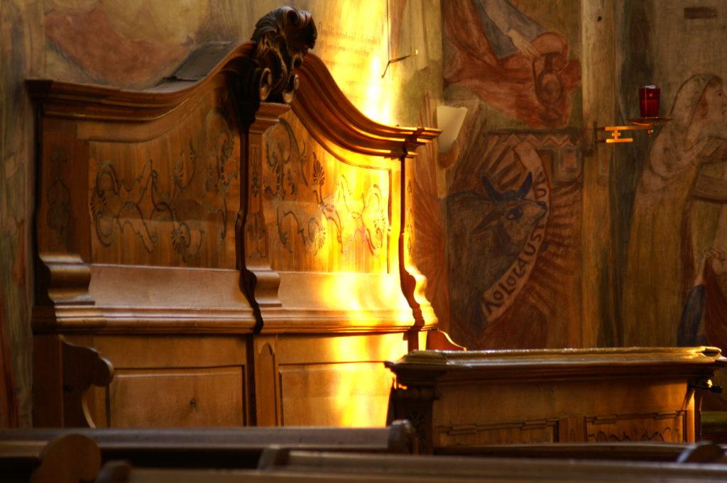 St. Johann im Gnadenthal von innen 1