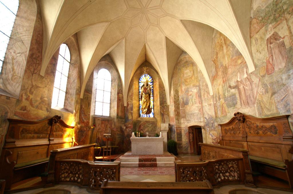 St. Johann im Gnadenthal von innen 2