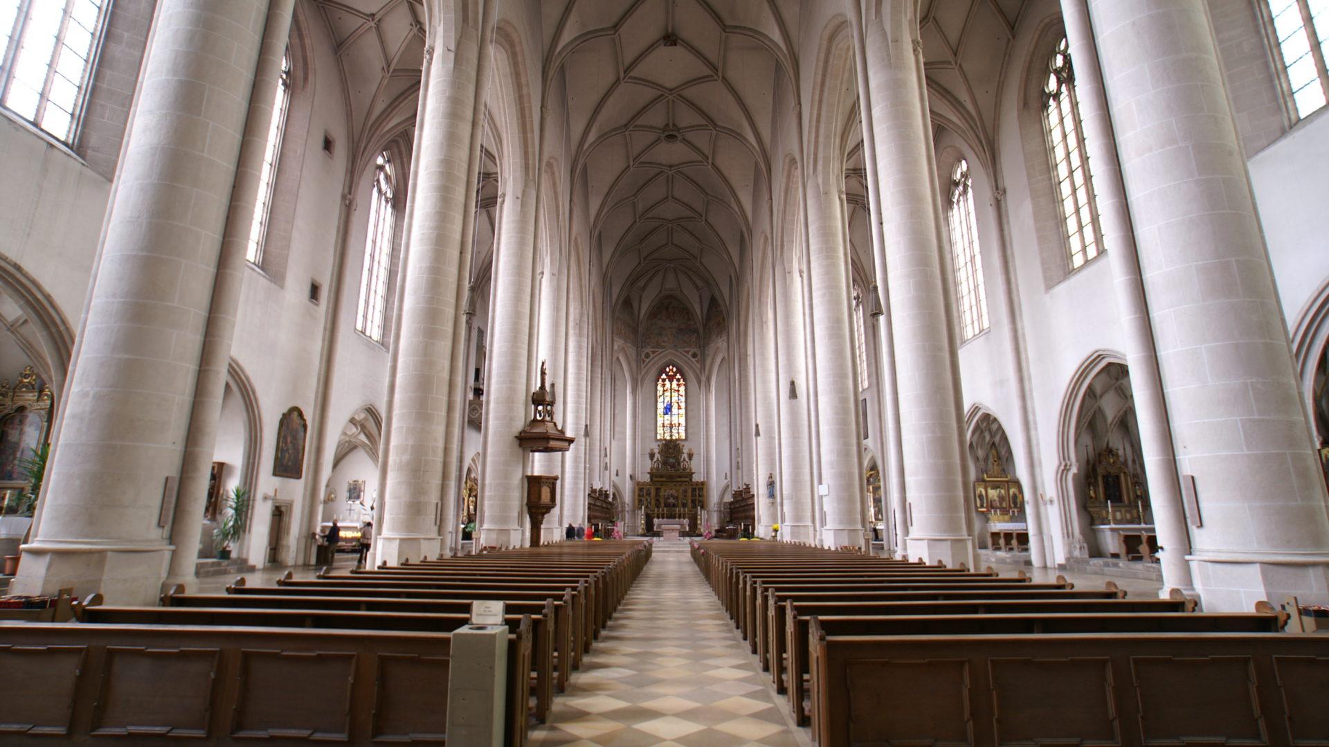 Liebfrauenmünster und St. Moritz Ingolstadt | muenster-ingolstadt.de