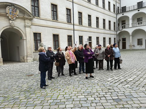 03.11.2017: Fahrt nach Neuburg