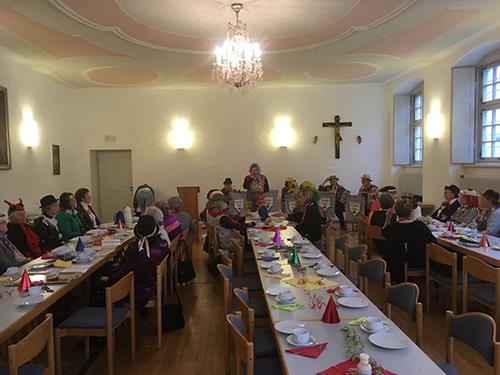 Bunter Nachmittag Frauenbund-KDFB