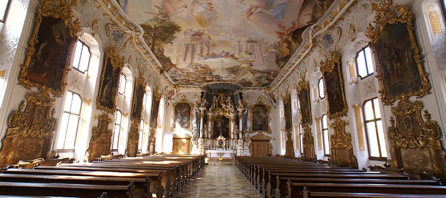 Asamkirche Ingolstadt