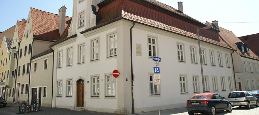 Pfarrbüro in der Kupferstraße, Ingolstadt