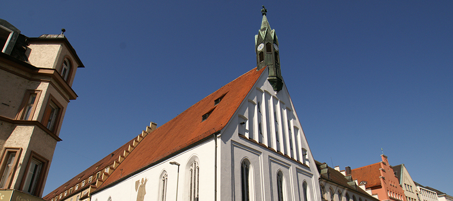 Spitalkirche Ingolstadt